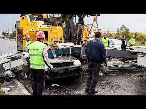 Ρουμανία: Οκτώ νεκροί και 67 τραυματίες από σφοδρή καταίγιδα