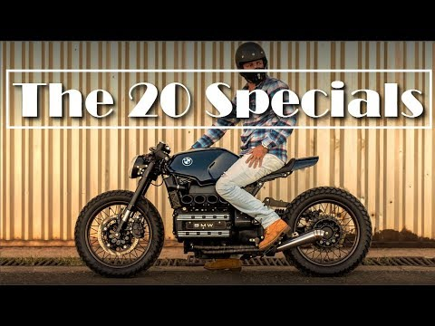 Cafe Racer and the top 20 best motorcycles build in 2017