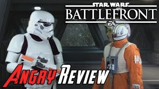 Video Star Wars Battlefront Angry Review MP3, 3GP, MP4, WEBM, AVI, FLV Januari 2019