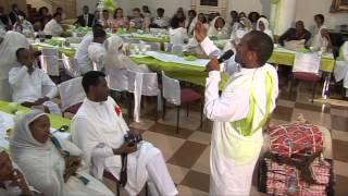 London Eritrean Orthodox Tewahdo Sibiket By Diyacon Asmelash In Finland Part 2 ...by Wedigere