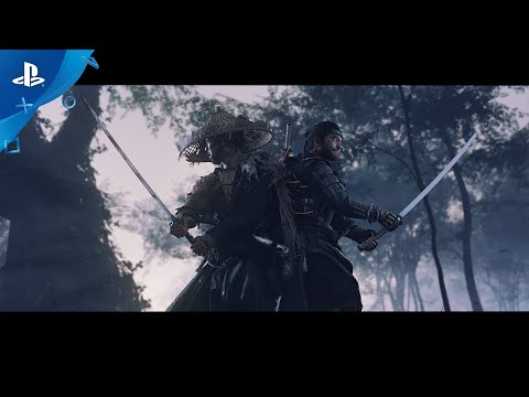 Ghost of Tsushima : Trailer JAP