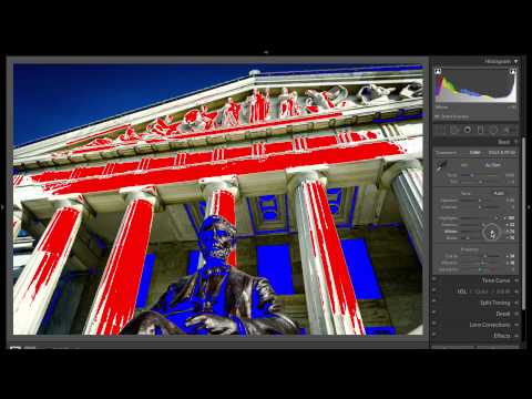 Lightroom Quick Tips - Episode 7: Clipping Indicators