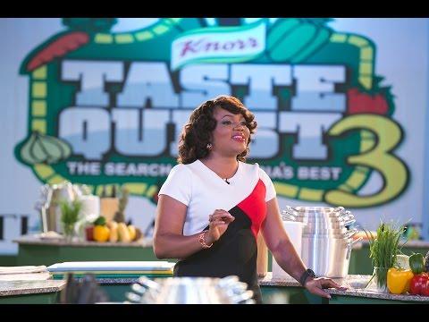 Knorr Taste Quest Season 3 Episode 6