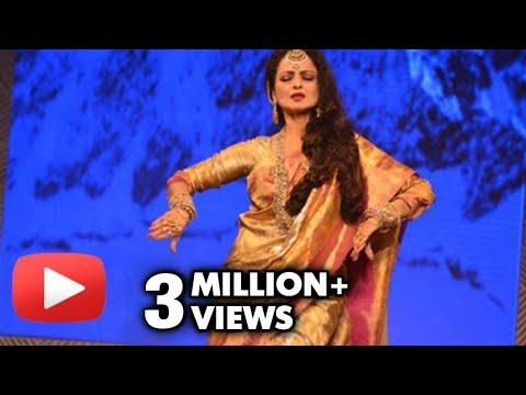Video Rekha's Dance Performance At Late Yash Chopra's Birthday 2013 download in MP3, 3GP, MP4, WEBM, AVI, FLV January 2017