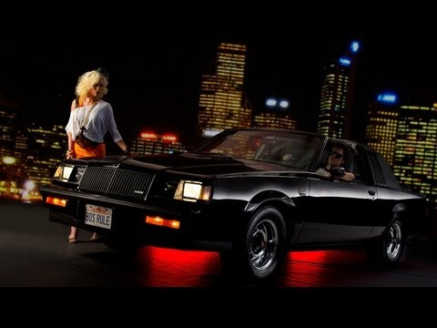 1987 Buick Regal Grand National Photo Shoot | Behind the Scenes | Edmunds.com