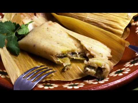 Jalapeño and Chihuahua Cheese Tamales | How to Make Vegetarian Tamales