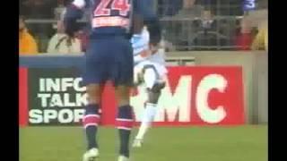 OM 2-3 PSG (1/16 de Coupe de la Ligue 2004-2005)