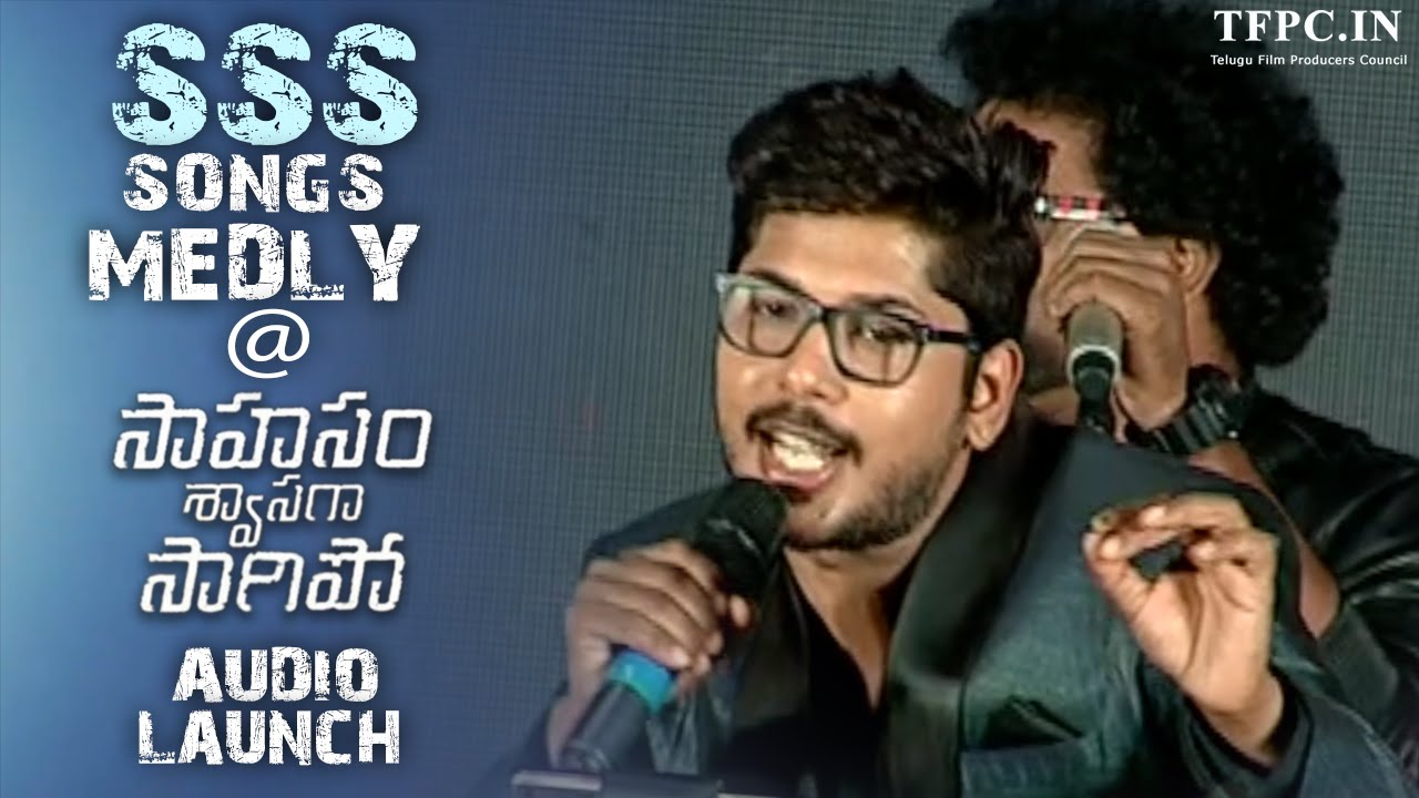 Ar Rahman Team Outstanding Live Performance @ Sahasam Swasaga Sagipo Movie Audio Launch