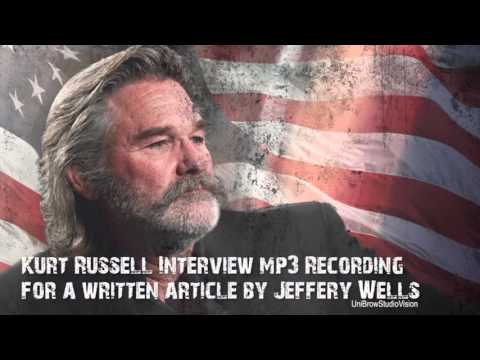 Kurt Russell Walks Off 2nd Interview on Gun Control [2 separate interviews here]