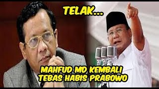 Video Mahfud MD Kembali T3-b4s Habis Prabowo, Rakyat Tambah Sadar Prabowo Banyak Tak Paham Indonesia MP3, 3GP, MP4, WEBM, AVI, FLV Februari 2019