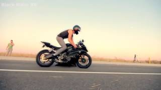 6. Summer fun with Yamaha R6   2015