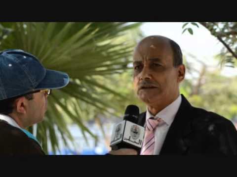خالد عمار عضو مجلس النقابة العامة عن محكمة جنوب سيناء الابتدائية
