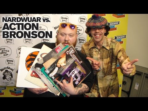 Video: Nardwuar vs. Action Bronson