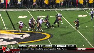 Jadeveon Clowney vs Missouri (2013)