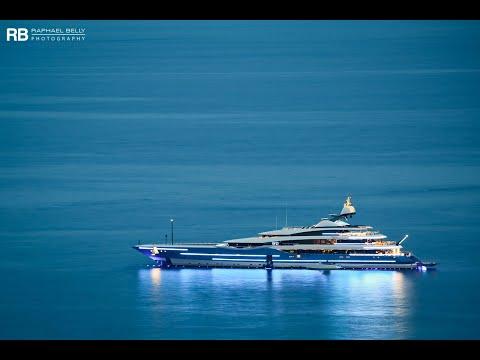Яхта Madame GU 150 000 000 долларов