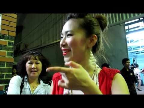 Hậu trường – Lương Bích Hữu diễn SeaShow 11.5.2011