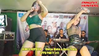 Video KIMCIL KEPOLEN 🎤Sintya Riske & Desy Tatha 🎼SPPD PARTY 11 MP3, 3GP, MP4, WEBM, AVI, FLV November 2018