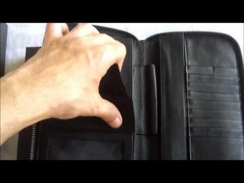 Victorinox Cortina  Leather Travel Organizer