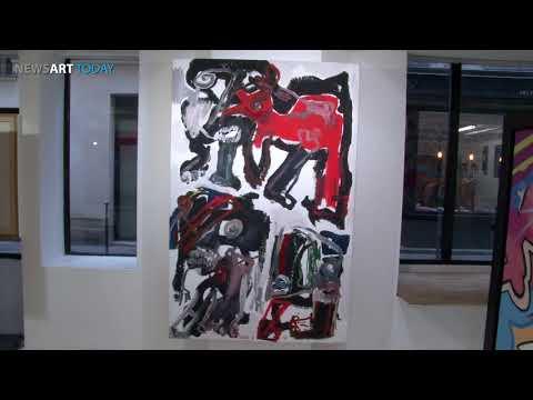 W画廊扩建,新址:212 rue Saint Martin