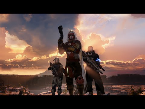 Official Destiny — Launch Gameplay Trailer [UK]