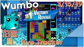 Tetris 99 Battle Royale - Win Streaks - Wumbo 965 Wins