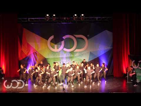 Cause Revolution | World of Dance Chicago 2014 #WODCHI