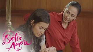 Dolce Amore: Serena feels anxious