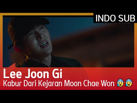 Lee Joon Gi Kabur Dari Kejaran Moon Chae Won 😰😰 #FlowerOfEvil 🇮🇩INDO SUB🇮🇩