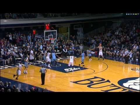 Butler Men's Basketball Highlights vs. Marquette