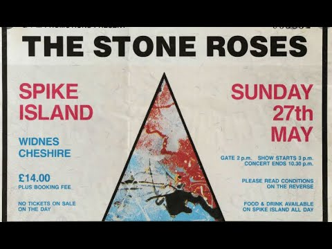 The Stones Roses at Spike Island: eye witness report by John Robb