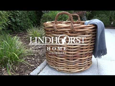 Ambientyou - Körbe aus Jumborattan von Lindhorst Home