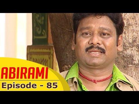 Abirami-feat-Gautami-Epi-85-Tamil-TV-Serial-29-10-2015