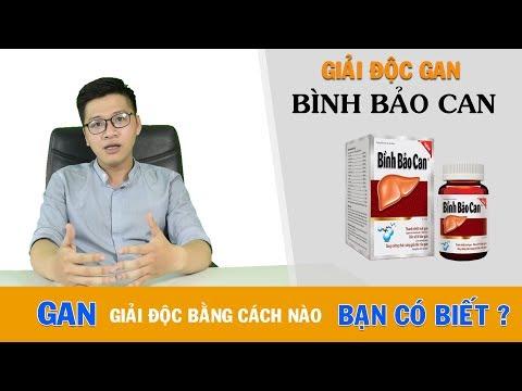 Tìm hiểu Chức năng giải độc của Gan và Sản phẩm Bình Bảo Can - Y Dược Bảo Việt BVMED