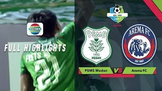 Download Video PSMS Medan (2) vs Arema FC (0) - Full Highlight | Go-Jek Liga 1 besama Bukalapak MP3 3GP MP4