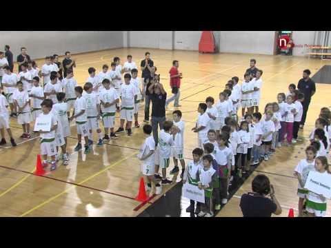 Presentación Equipos Adesa 80 Baloncesto