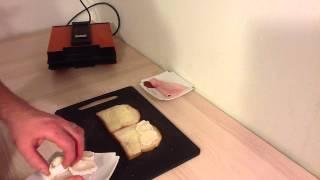 Faire Un Croque Au Chêvre - Recette Variante Croque Monsieur
