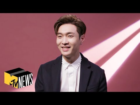 Lay Zhang Reveals His Favorite Pokémon, Life Motto, & More In 'Dive In'   MTV News