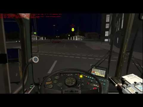 OMSI The Bus Simulator - Line 13N Gameplay HD