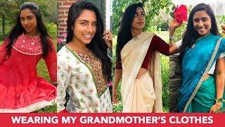 Video I Dressed Like My Indian Grandmother For A Week MP3, 3GP, MP4, WEBM, AVI, FLV Maret 2019