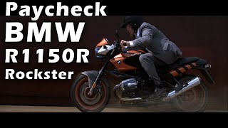 3. Famous Motorcycle. BMW R1150R Rockster