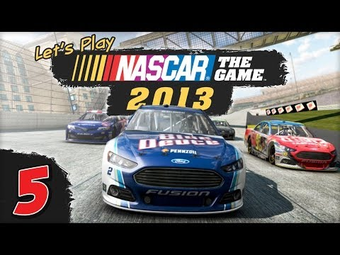 club - A new gameplay series in NASCAR The Game: 2013 for the PC! I use to be a big fan of NASCAR and associated games, so I decided to get the newest game from Eut...