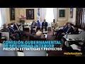 Video - Comisión Gubernamental de Seguridad Interior presenta estrategias y proyectos