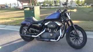 3. Used 2010 Harley Davidson XL1200N Nightster
