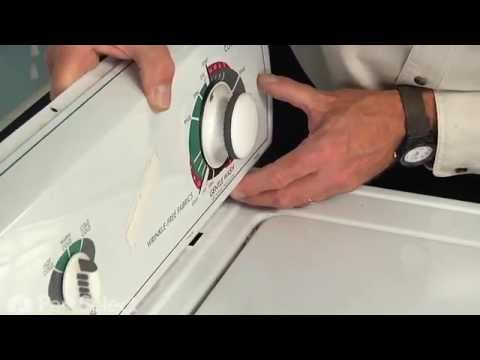 Washing Machine Repair – Replacing the Timer (Whirlpool Part # 21001522)