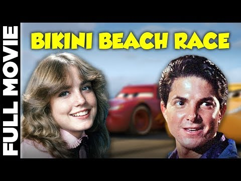 Bikini Beach Race | Car Race Movie | Dana Plato, Xavier Barquet | English Movies With Subtitles