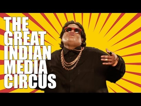 media - The Indian media has the attention span of a drunk 3 year old. We look at how they blow tiny issues out of proportion and how that leads to an unstoppable, r...