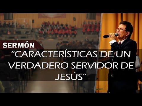 Características de un verdadero servidor de Jesús | Sermones Menap