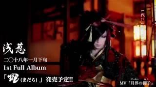 Video 浅葱 Music Video 「月界の御子」フル試聴 MP3, 3GP, MP4, WEBM, AVI, FLV November 2018