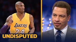 Kobe Bryant a top-10 NBA player of all-time? | UNDISPUTED