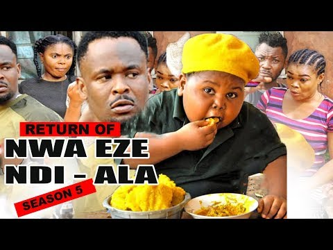 RETURN OF NWA EZE NDI ALA 5 | Latest 2020 Nigerian Nollywood Movie Full HD